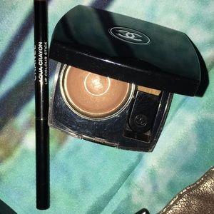 Chanel Mocha Blush- Chocolate Lip Colour Stick